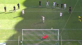 İşte Skubic'in kaçırdığı penaltı!