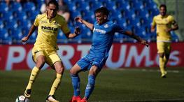 Getafe Enes'li 'Denizaltı'ya gol yağdırdı (ÖZET)