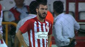 Antalyaspor böyle 10 kişi kaldı!