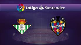 Real Betis - Levante (CANLI)