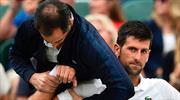 Tenisseverlerin gözü kulağı Djokovic