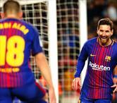Barcelona krallar gibi: 5-0 (ÖZET)