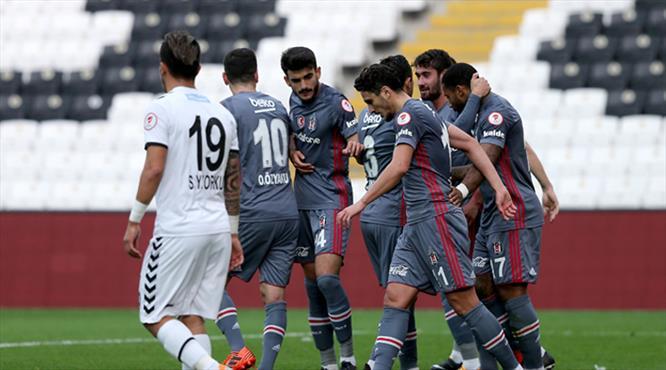 Kayserispor Beşiktaş'tan transfer yapıyor