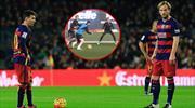 Messi Rakitic'i bakkala yolladı