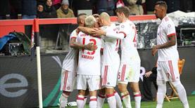 Bayern Münih 3 attı, 3 aldı! (ÖZET)