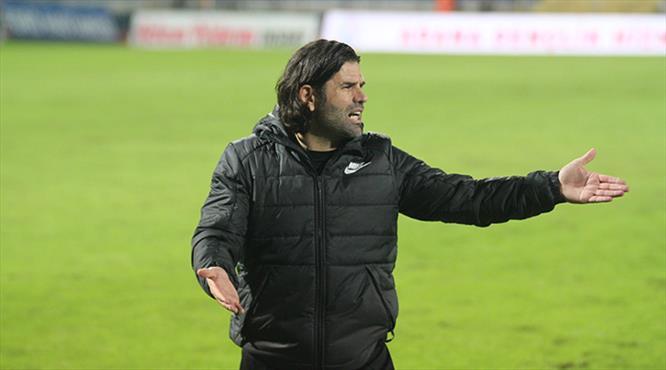 Üzülmez'in hedefi Beşiktaş teknik direktörlüğü