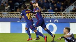 Müthiş geri dönüş! Barça laneti bozdu (ÖZET)