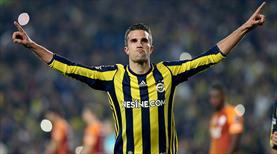 İşte RvP'nin Fenerbahçe'de attığı goller