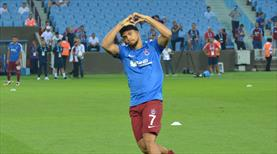 Bongonda Trabzon'a geri döndü