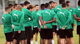 Bursaspor'da fatura iki oyuncuya kesildi