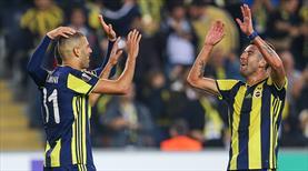 Kadıköy'de Slimani şov! Fenerbahçe hayata döndü!