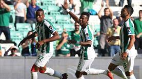 Bursaspor - MKE Ankaragücü: 1-0 (ÖZET)