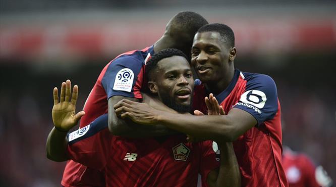 Lille'in durmaya niyeti yok! Yine kazandılar... (ÖZET)