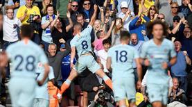 Chelsea kazandı, zirvede ortalık karıştı (ÖZET)