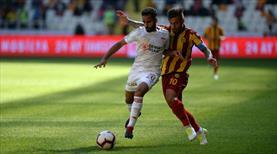 Sivasspor'a deplasman yaramıyor!