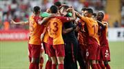 Galatasaray'da dikkat çeken ayrıntı