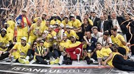 En başarılı Türk takımı F.Bahçe