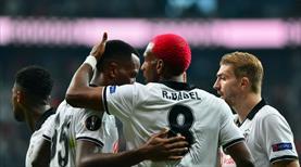 Beşiktaş'ta dikkat çeken istatistik