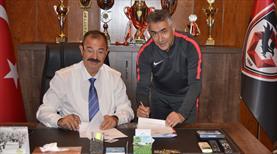 Gazişehir'de imzalar atıldı