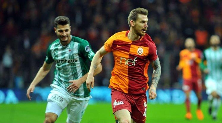 Galatasaray-Bursaspor maçının saati değişti