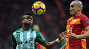 Galatasaray ile Bursaspor 99. randevuda
