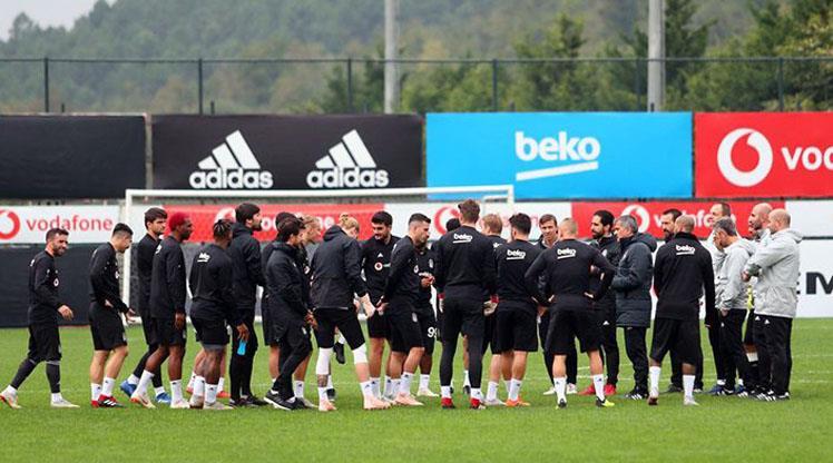 Beşiktaş'ın kadrosu açıklandı! 3 önemli eksik var!