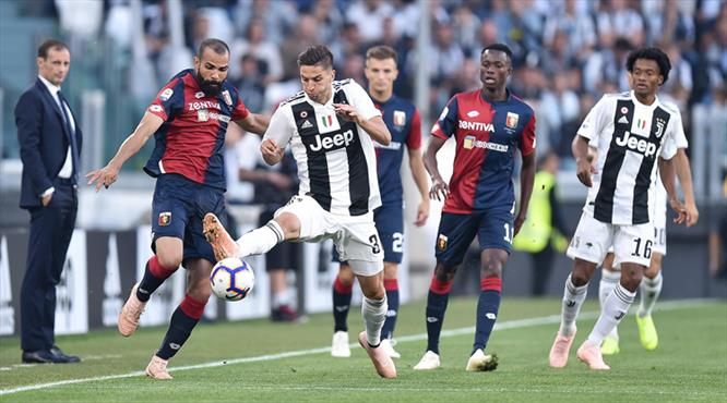 Juventus da puan kaybediyormuş (ÖZET)