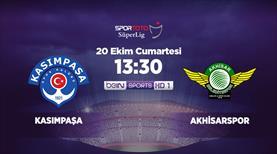 Kasımpaşa - Akhisarspor