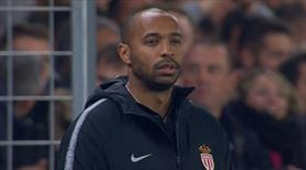 Henry ilk maçında üzüldü