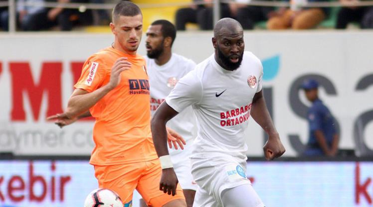 Aytemiz Alanyaspor - Antalyaspor: 0-1 (ÖZET)