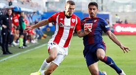 Bilbao beraberliğe abone (ÖZET)