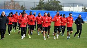 Erzurumspor'da Kasımpaşa hazırlıkları