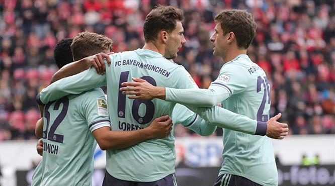 Bayern hata yapmadı