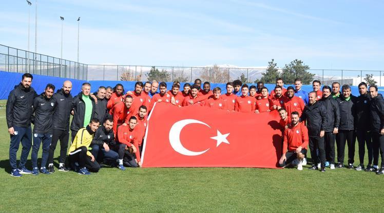 BB Erzurumspor'da kupa mesaisi!