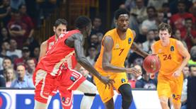 Galatasaray Belgrad'da fark yedi