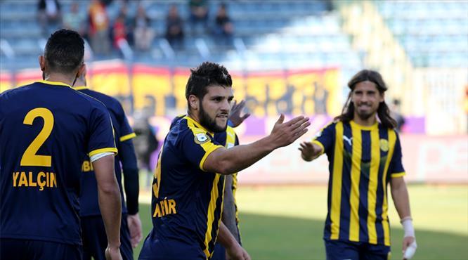 MKE Ankaragücü - Kayserispor: 3-1 (ÖZET)