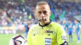 UEFA'dan hakemlerimize görev!