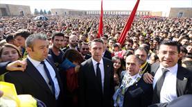 Anıtkabir'e Fenerbahçe akını