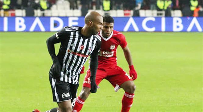 Beşiktaş: 12 - Sivasspor: 7