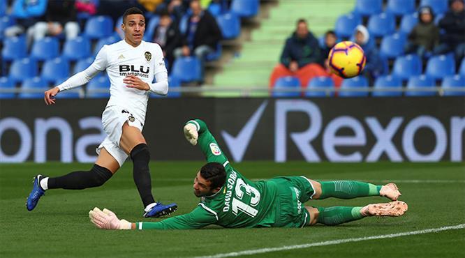Valencia kazanmayı hatırladı (ÖZET)