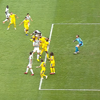 Konya'da ilginç bir gol! Faty kendi kalesine attı