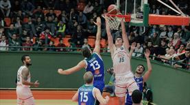 Banvit'e Şampiyonlar Ligi morali