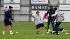 Fenerbahçe'de Trabzon mesaisi
