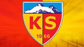 Kayserispor'dan transfer yasağı açıklaması!