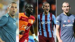 İşte Süper Lig'in en değerli 11'i