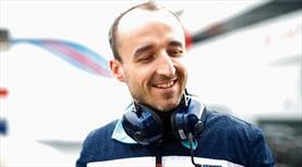 Kubica F1'e geri döndü