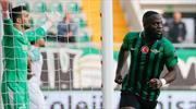 Akhisarspor'dan gol nasıl atılır dersi