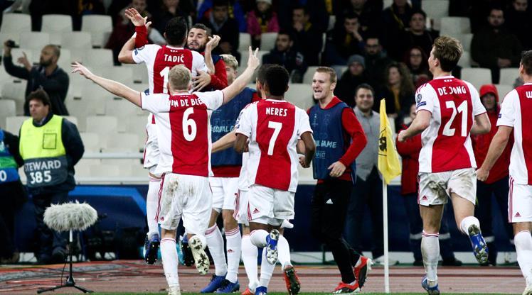 Ajax tur biletini kaptı! (ÖZET)