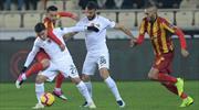 Evkur Yeni Malatyaspor - Akhisarspor: 1-1 (ÖZET)
