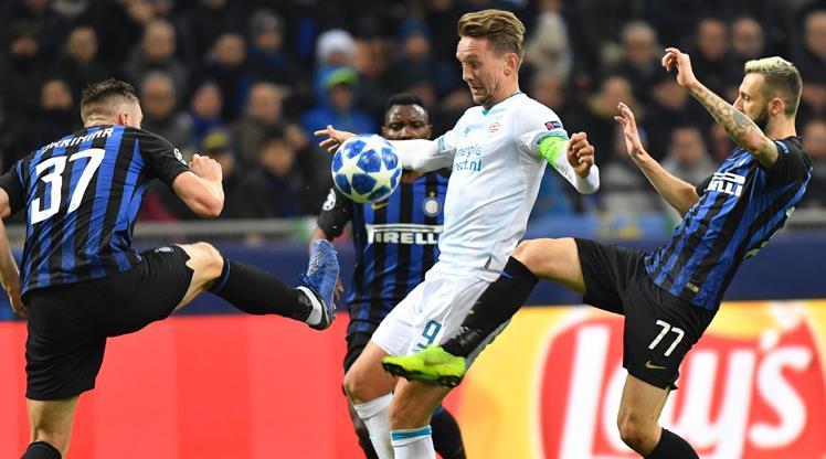 Inter'e Avrupa Ligi tesellisi
